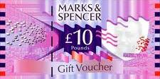 All new Sutton Coldfield Dairies customers who refer new customers get a £10 Marks & Spencer gift voucher