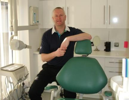 Click here to see....Dave at B74 Dental Practice in Streetly