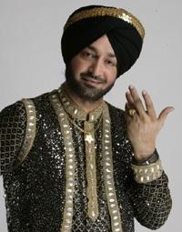 Streetly International Bhangra superstar Malkit Singh MBE