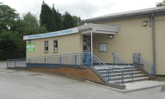 Sure Start Childrens' Centre in Streetly